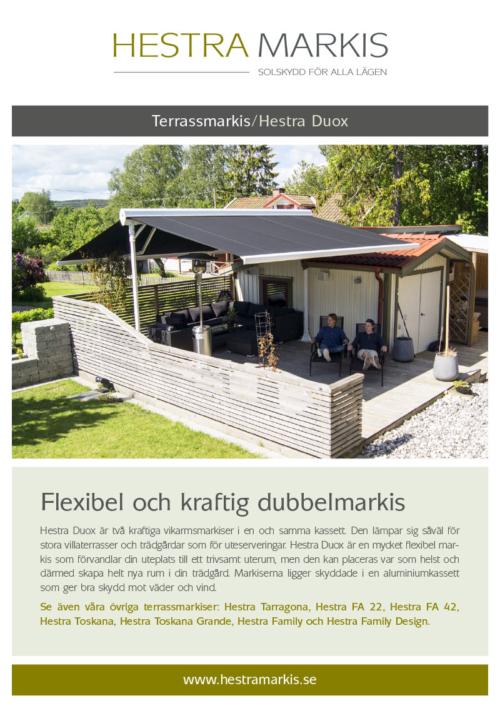 Hestra Duox
