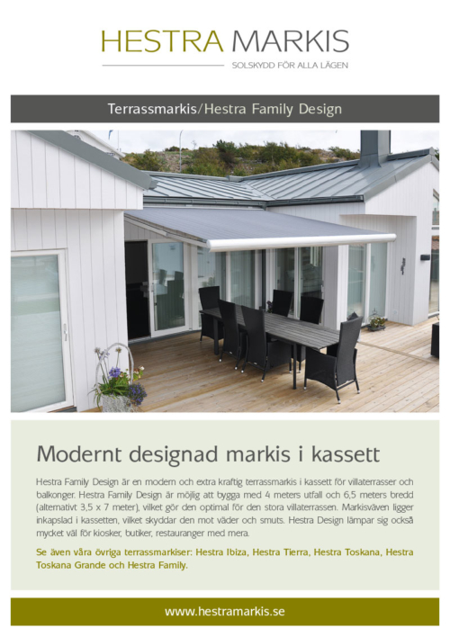 Hestra family design